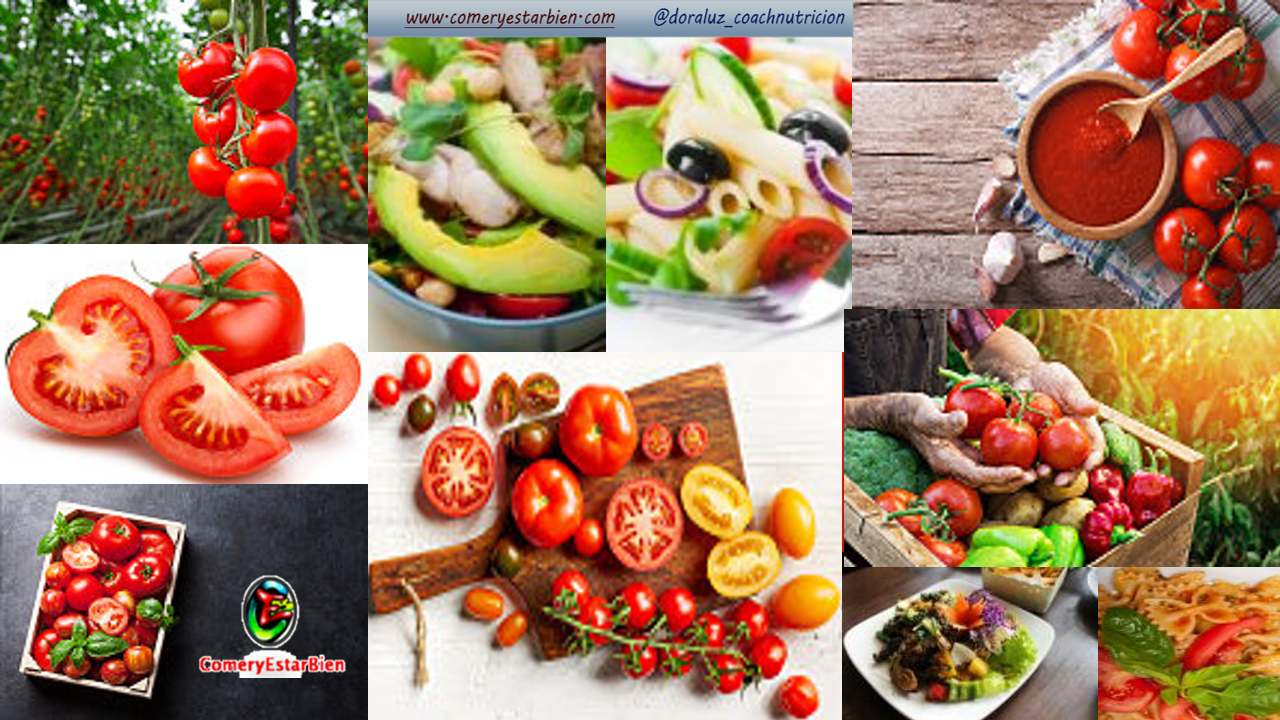tomate collage